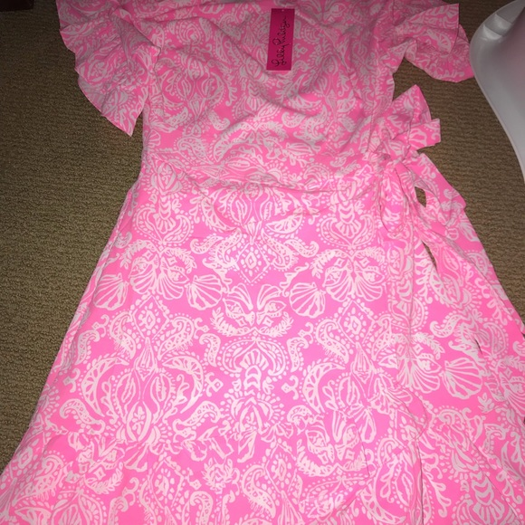 Lilly Pulitzer Dresses & Skirts - Lilly Pulitzer Darla Dress NWT size 4